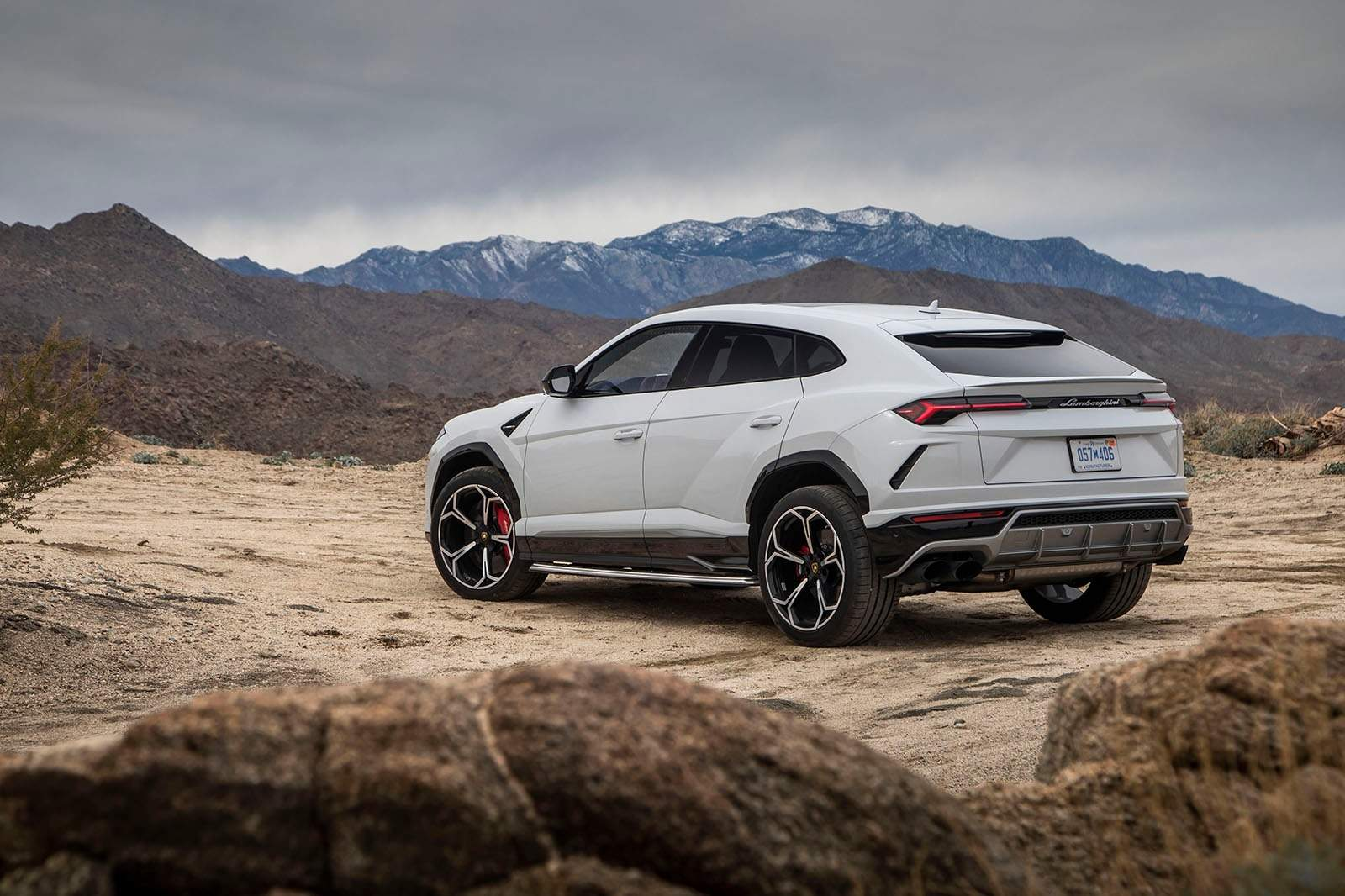 89 The 2019 Lamborghini Urus Spesification