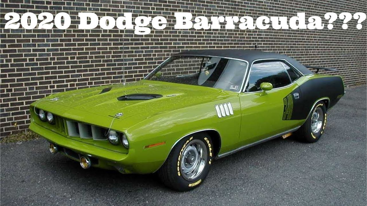 89 The 2020 Barracuda Specs and Review