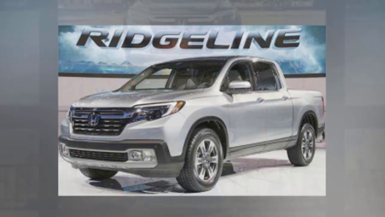89 The 2020 Honda Ridgeline Overview