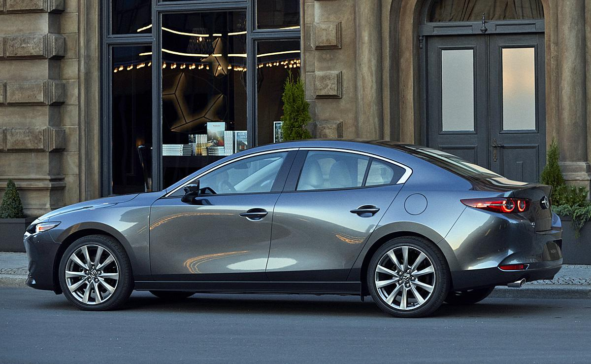 89 The 2020 Mazda 3 Price and Release date
