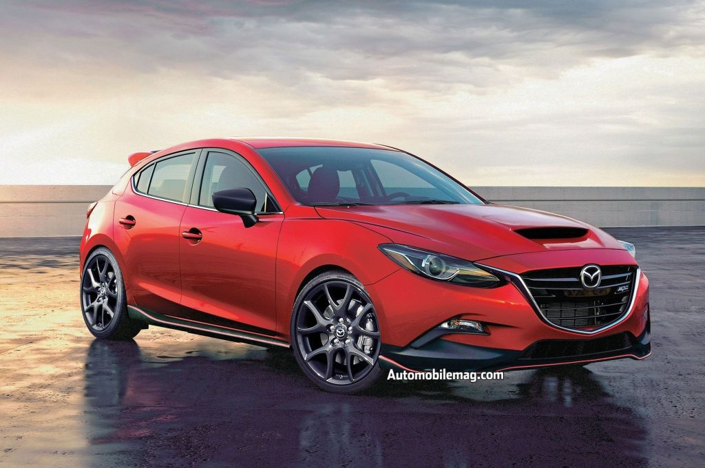 89 The 2020 Mazdaspeed 3 Concept
