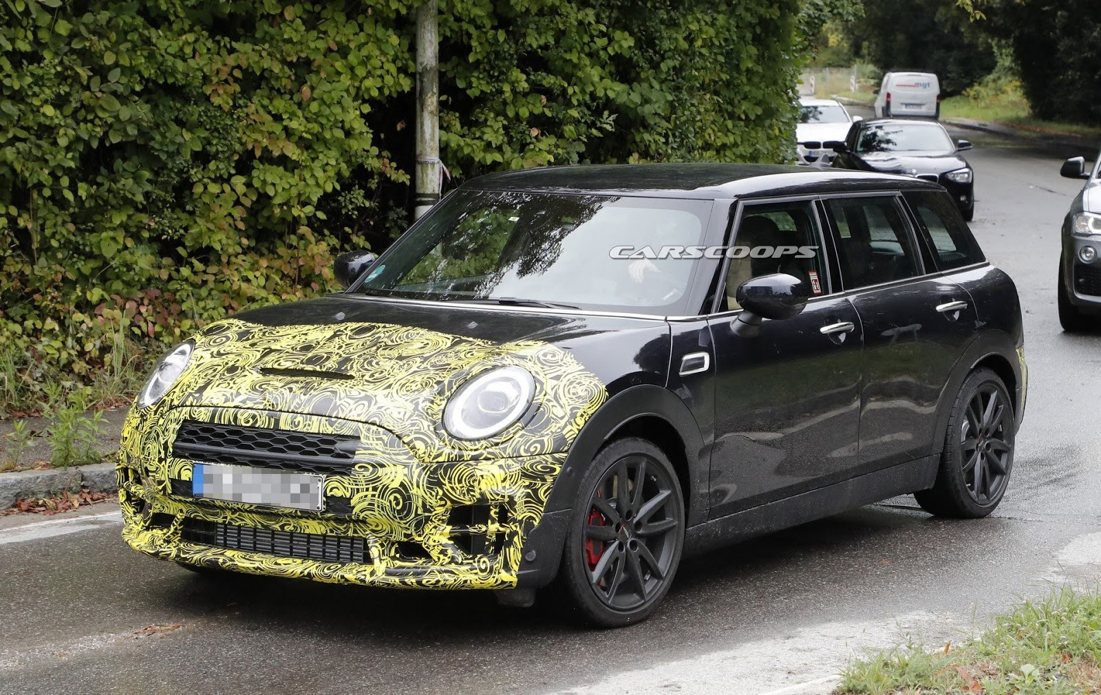 89 The 2020 Mini Clubman Specs
