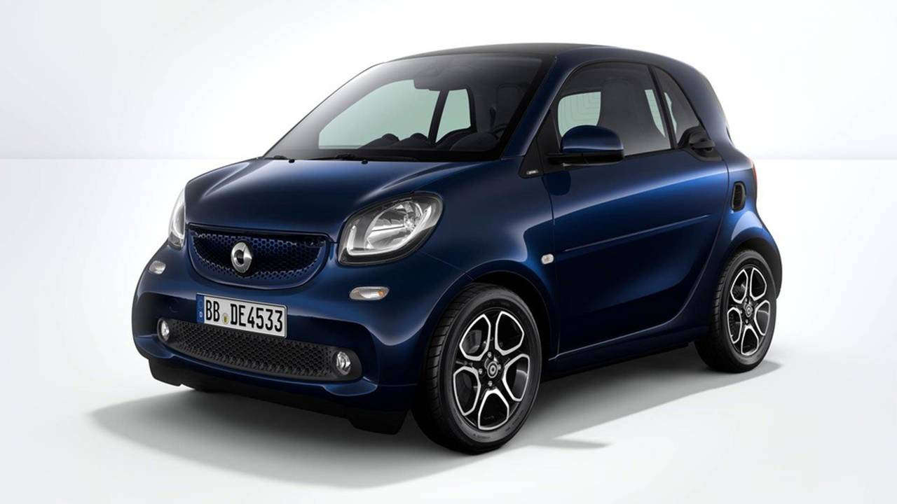 89 The 2020 Smart Fortwo Release