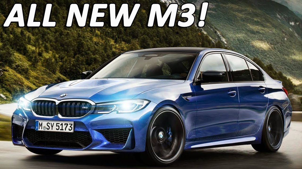 89 The Best 2020 BMW M3 Concept
