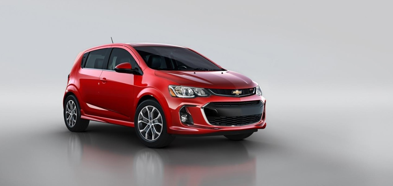 89 The Best 2020 Chevy Sonic Release
