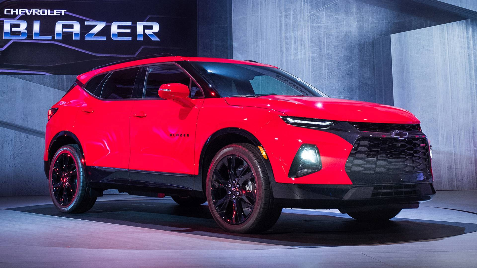 89 The Best 2020 The Chevy Blazer Release Date and Concept
