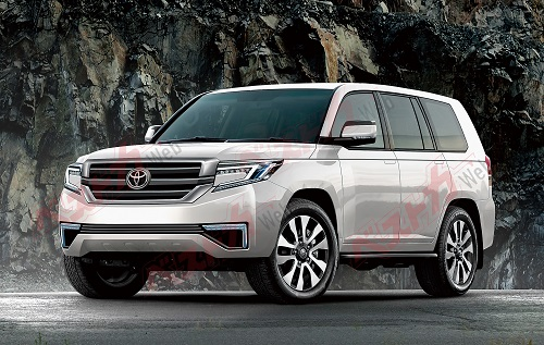89 The Best 2020 Toyota Land Cruiser Spesification