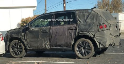 90 A 2020 Honda Pilot Spy Spy Shoot