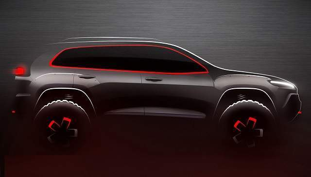 90 A 2020 Jeep Grand Cherokee Diesel New Concept