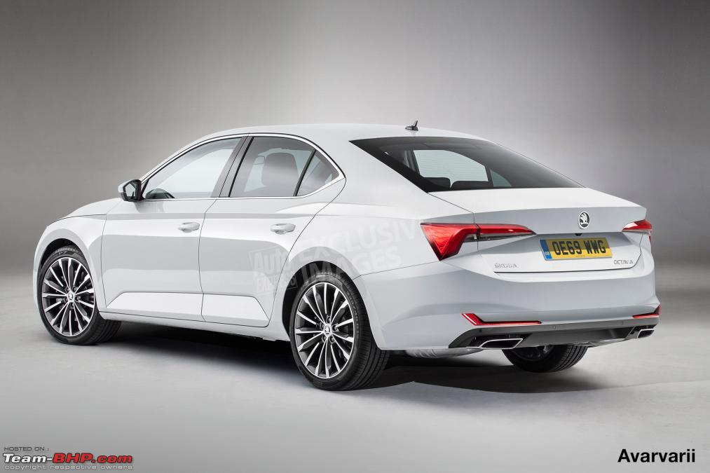 90 A 2020 New Skoda Superb Pricing