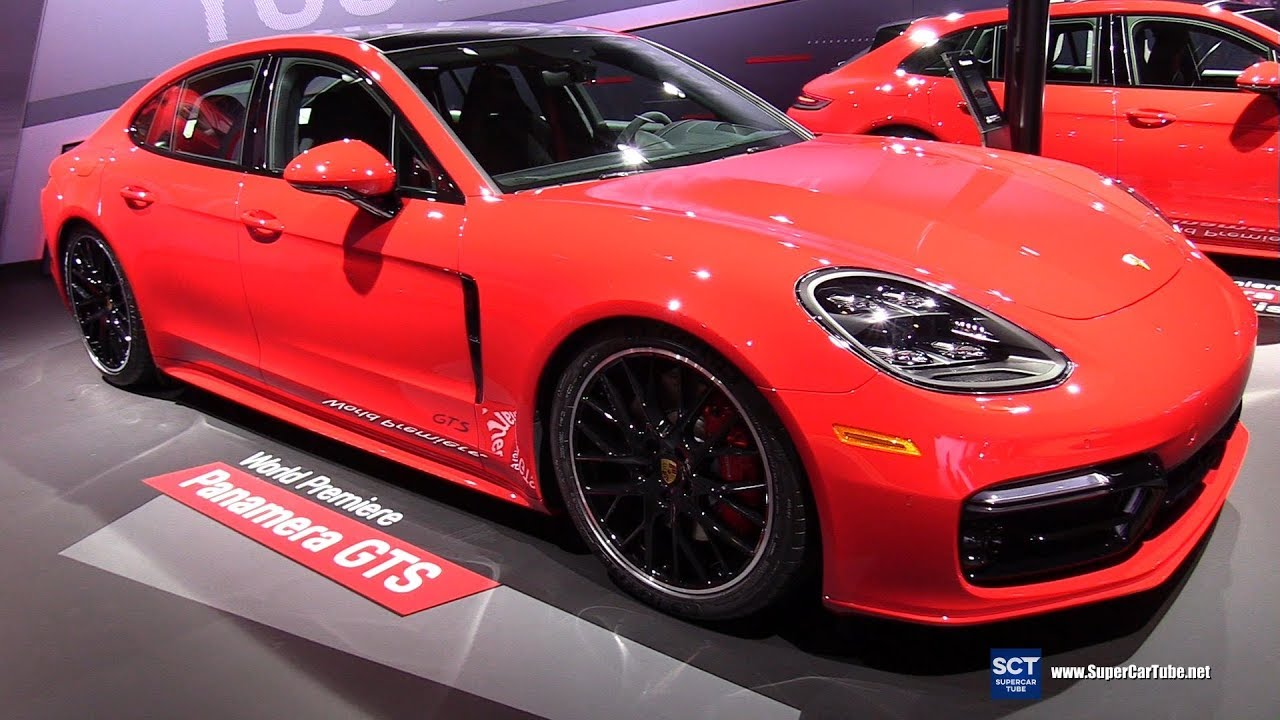 90 A 2020 The Porsche Panamera Images