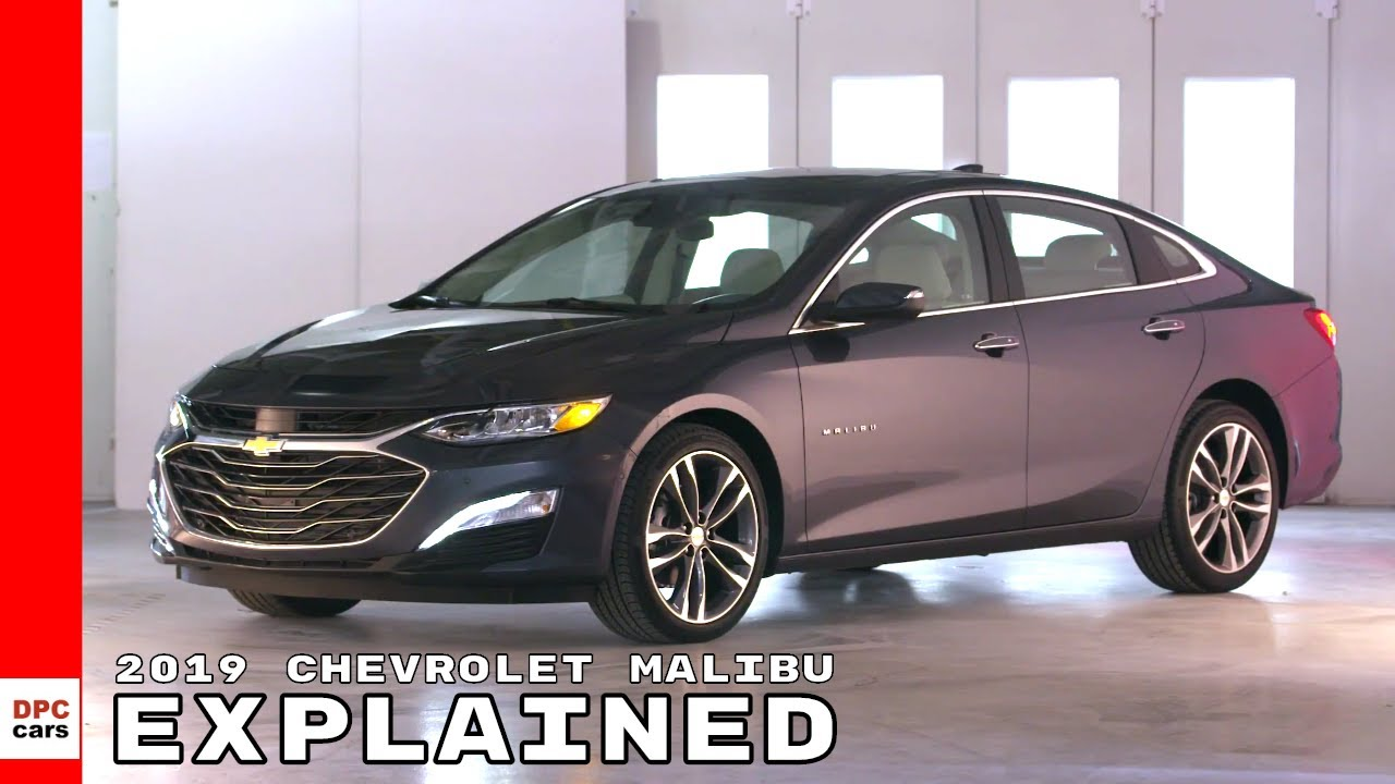 90 All New 2019 Chevy Malibu Ss Overview
