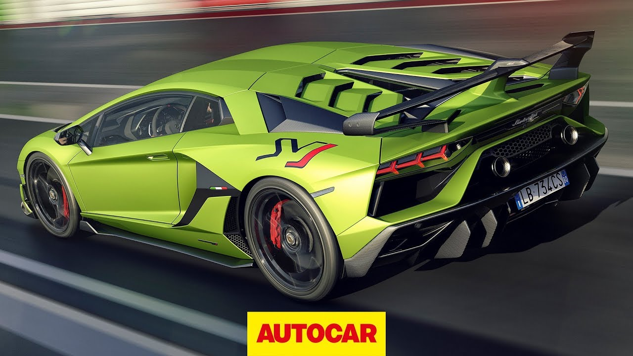 90 All New 2019 Lamborghini Aventador Redesign
