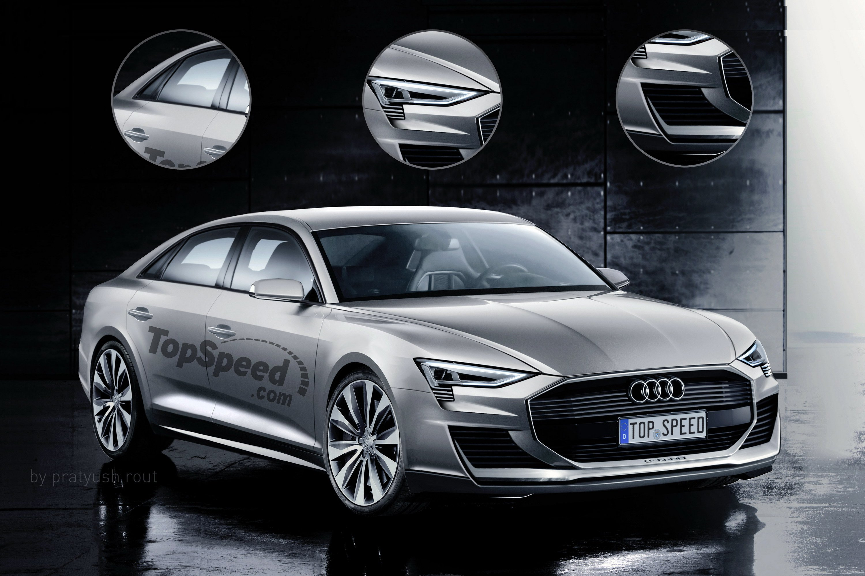 90 All New 2020 All Audi A9 Configurations