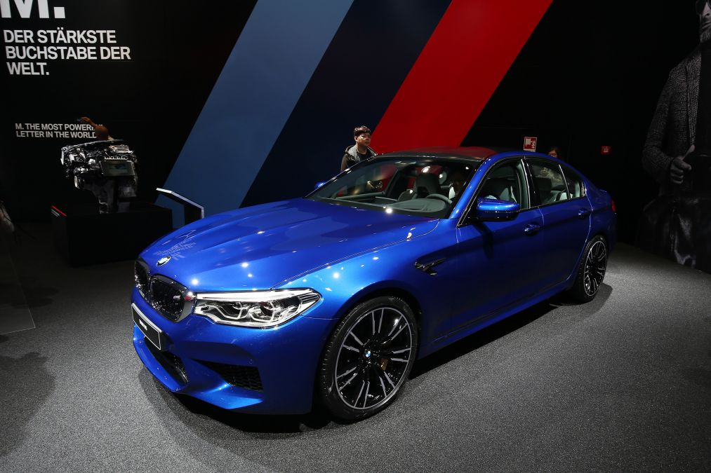 90 All New 2020 BMW M5 Get New Engine System Style