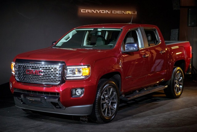 90 All New 2020 GMC Canyon Release