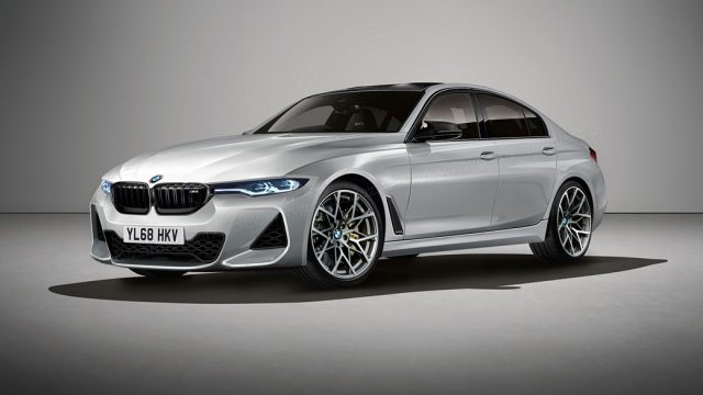 90 All New 2020 Spy Shots BMW 3 Series Performance