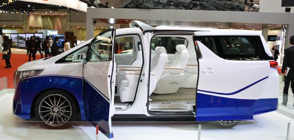 90 All New 2020 Toyota Alphard Release