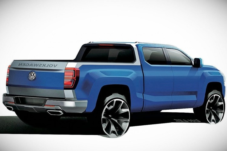 90 All New 2020 VW Amarok Pictures
