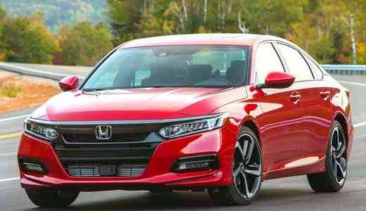 90 Best 2020 Honda Accord Coupe Price Design and Review