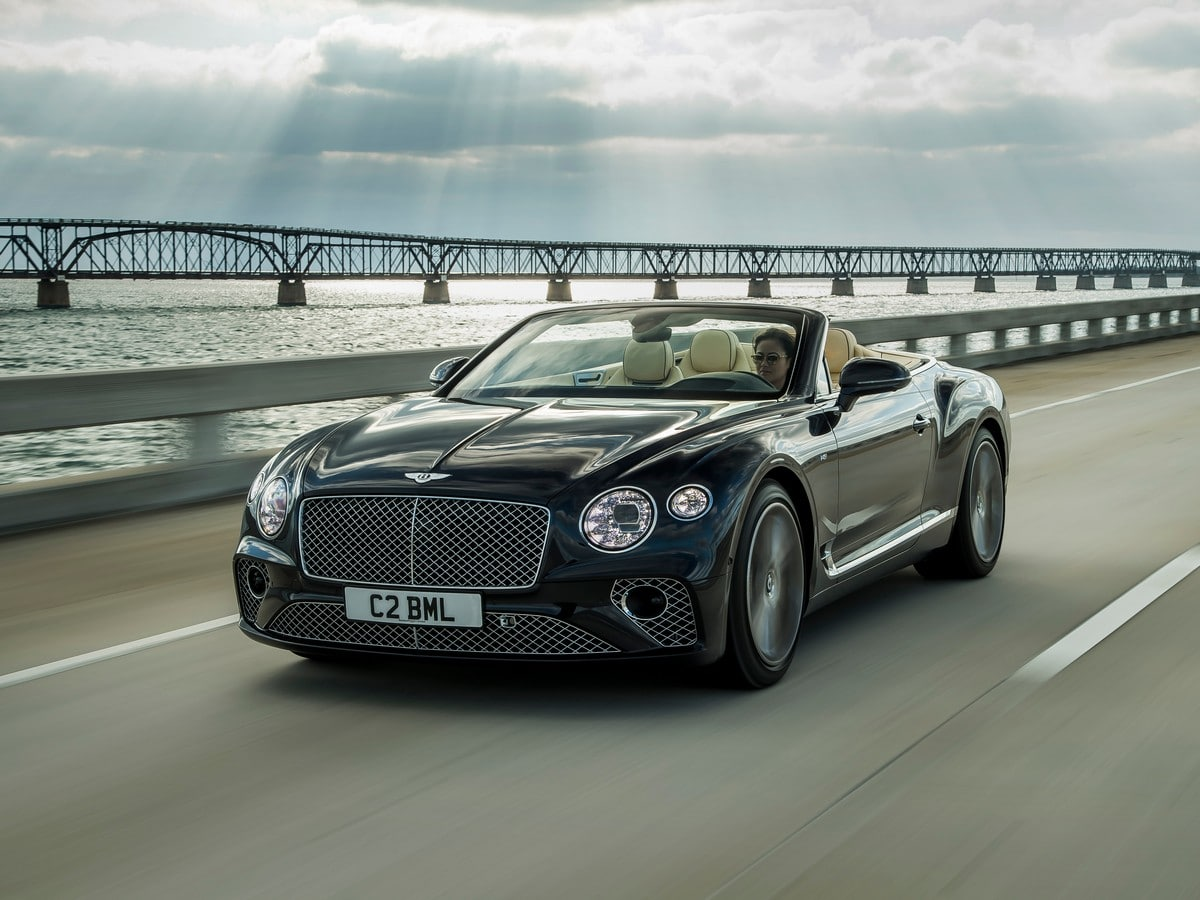 90 New 2020 Bentley Continental GT Images