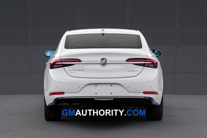 90 New 2020 Buick LaCrosse Redesign and Concept