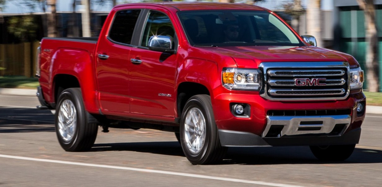 90 New 2020 GMC Canyon Overview