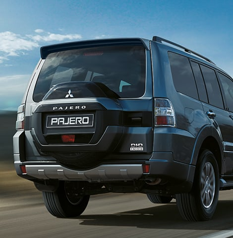 90 New Mitsubishi Pajero Price