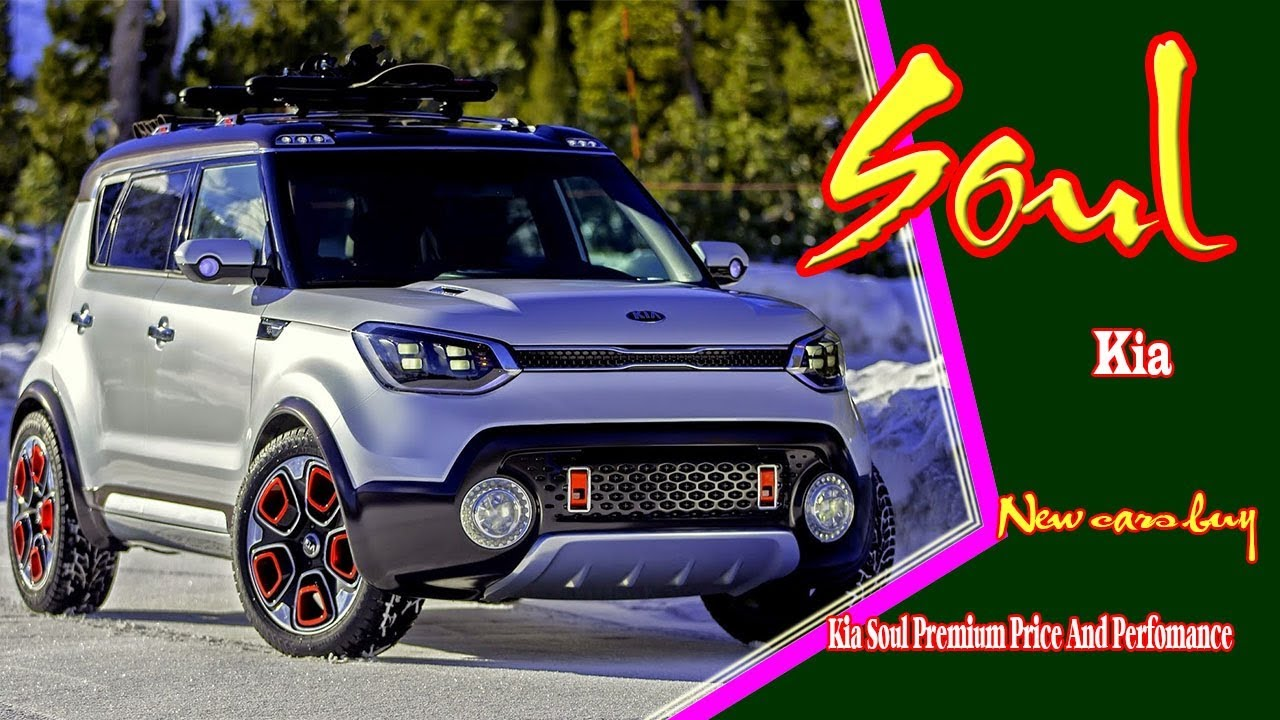 90 The 2019 Kia Soul Awd Spy Shoot