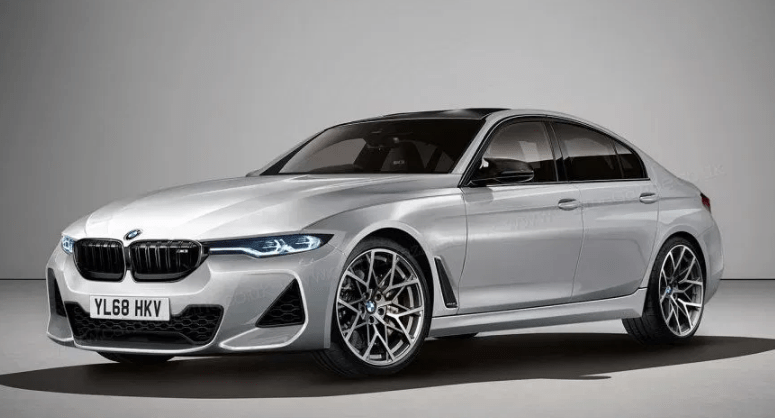 90 The 2020 BMW 550I History