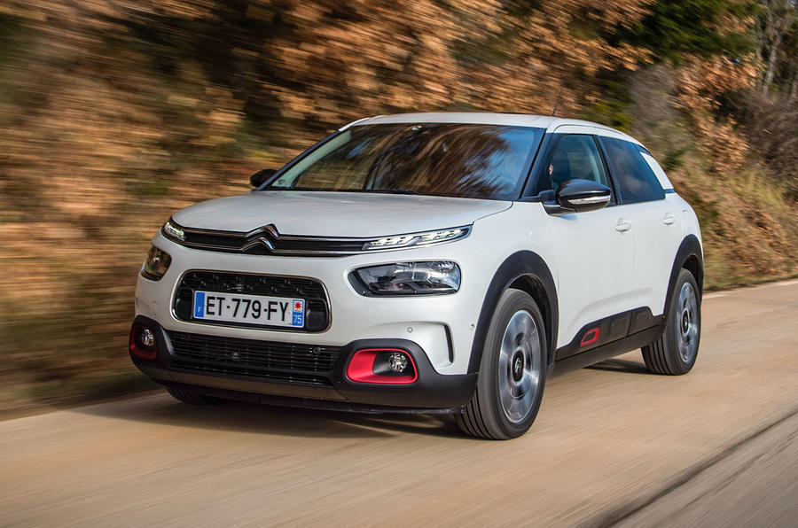90 The 2020 Citroen C4 Exterior and Interior