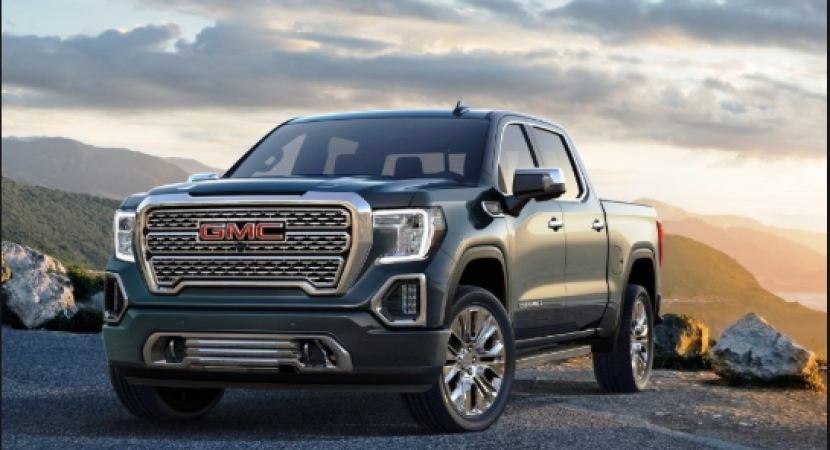 90 The 2020 GMC Sierra 1500 Diesel Speed Test