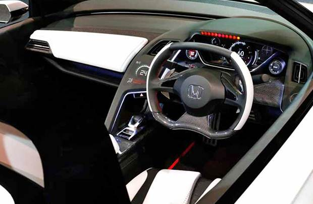 90 The 2020 Honda S660 Interior