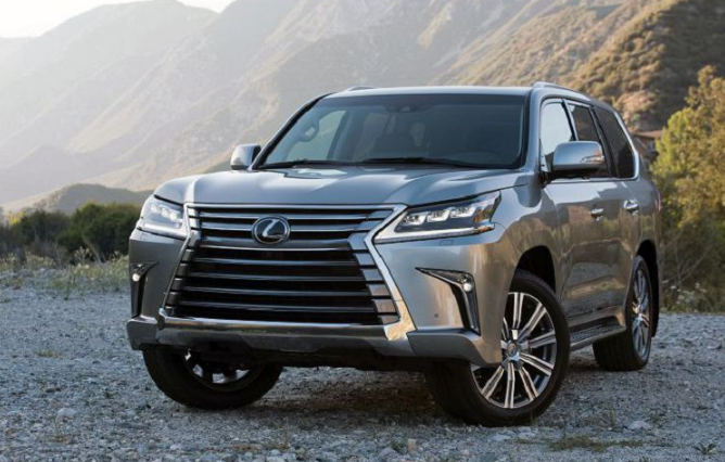 90 The 2020 Lexus Gx Images