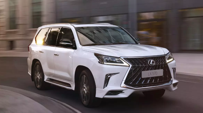 90 The 2020 Lexus LX 570 Redesign and Review