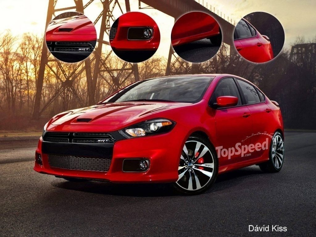 90 The Best 2019 Dodge Dart Srt4 Spy Shoot