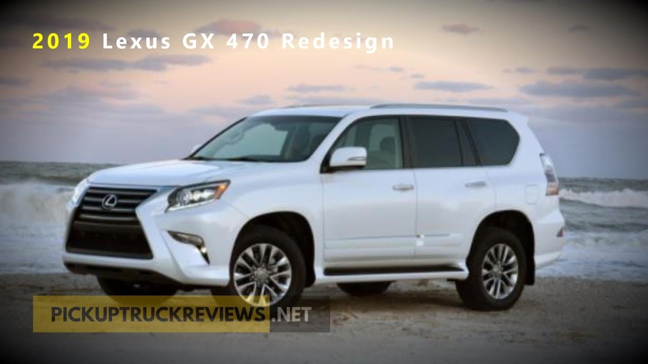 90 The Best 2019 Lexus Gx Redesign and Concept