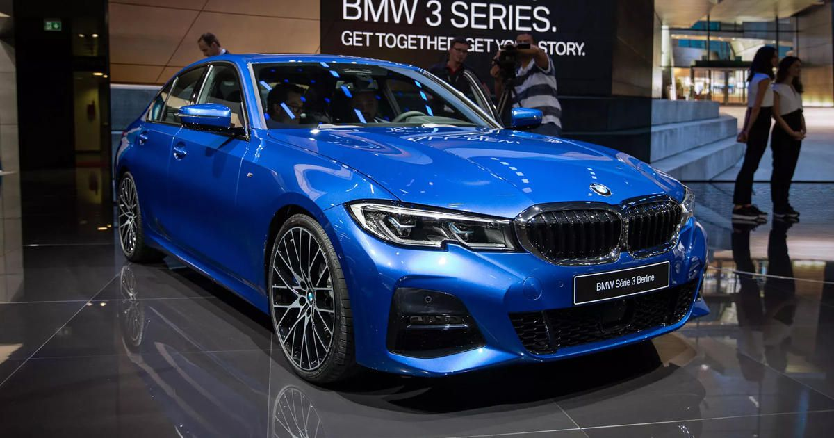 90 The Best 2020 BMW 3 Series Brings Ratings