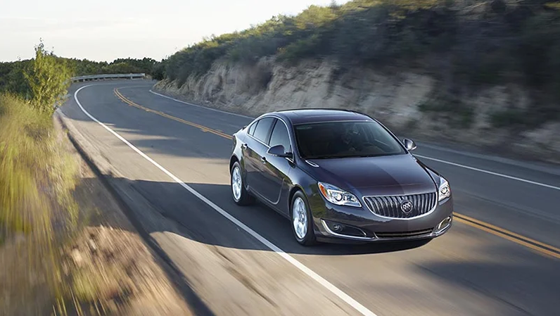 90 The Best 2020 Buick Regal Model