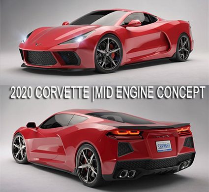 90 The Best 2020 Corvette Stingray New Model and Performance