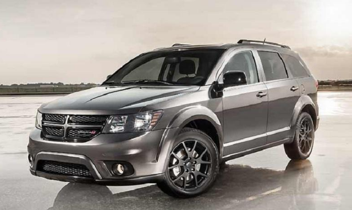 90 The Best 2020 Dodge Journey History