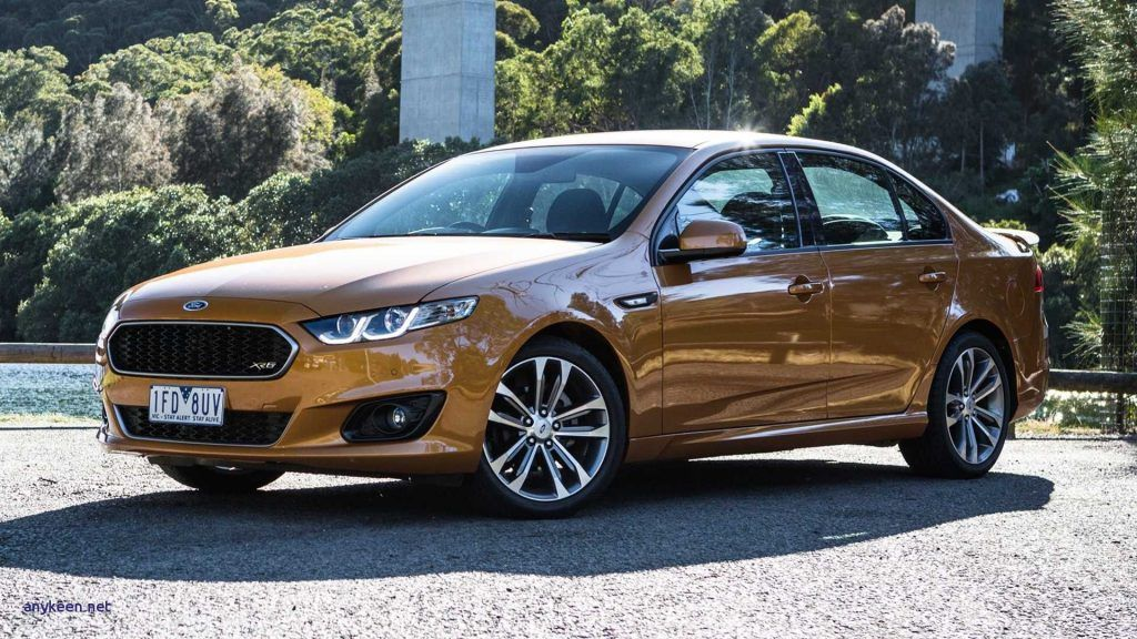 91 A 2019 Ford Falcon Xr8 Gt Performance and New Engine