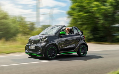 91 A 2019 Smart Fortwo New Review