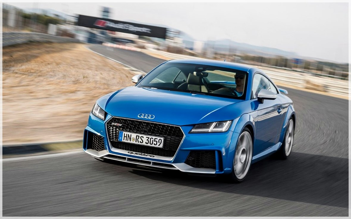 91 A 2020 Audi Tt Rs Style