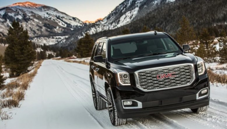 91 A 2020 GMC Yukon Denali Ratings