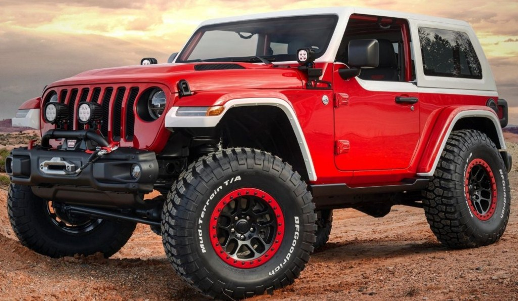 91 A 2020 Jeep Jeepster New Concept