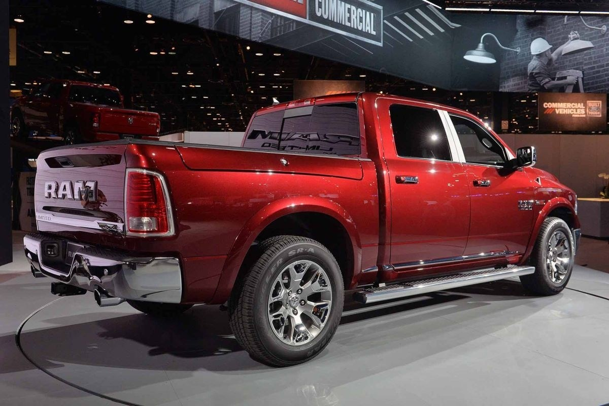 91 A 2020 Ram 1500 Hellcat Diesel Review and Release date