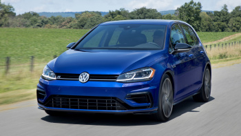 91 A 2020 Volkswagen Golf R Review