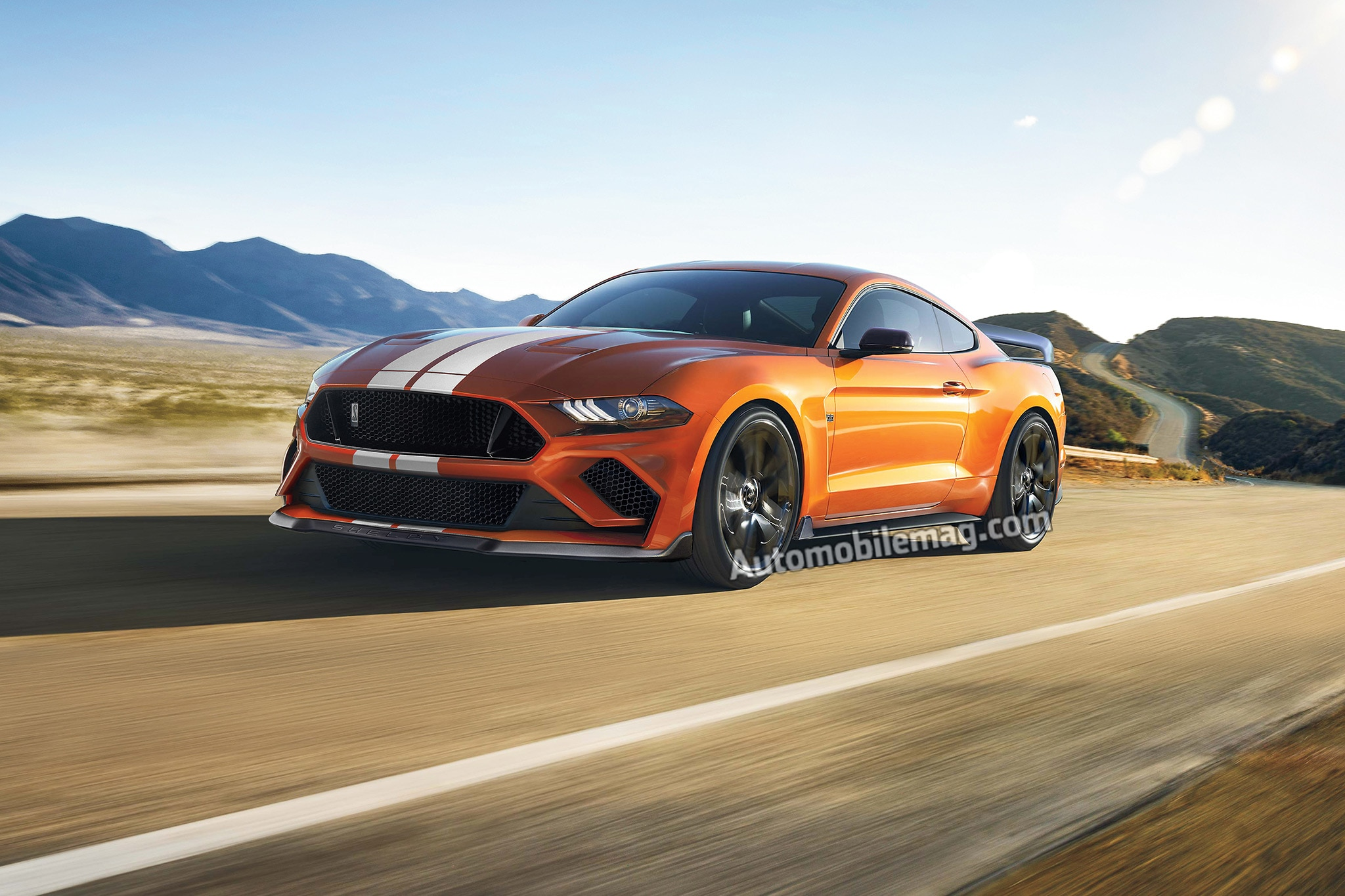 91 All New 2019 Ford Mustang Gt500 Exterior