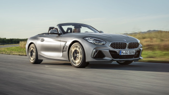 91 All New 2020 BMW Z4 First Drive